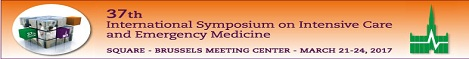 37th International Symposium on Intensive Care and Emergency Medicine