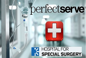 PerfectServe signs multi year contract with hospital for special surgery