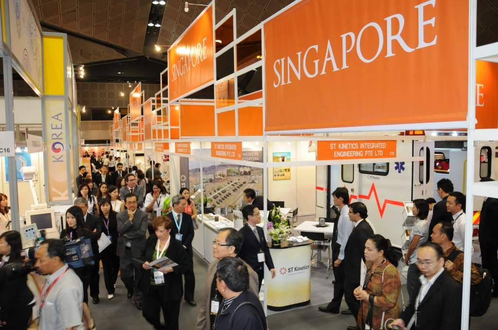 Medical Fair Asia'10