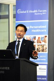 E-Health as Key Enabler for Designing Personalized Healthcare