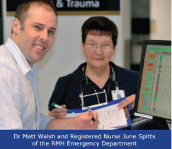 Improving Quality and Safety in Emergency Care - ROYAL MELBOURNE HOSPITAL-ASCRIBE