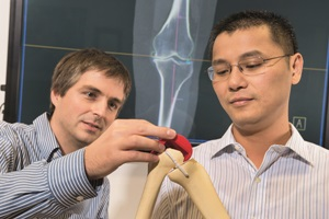 Running smoothly: Fast and effective joint replacements