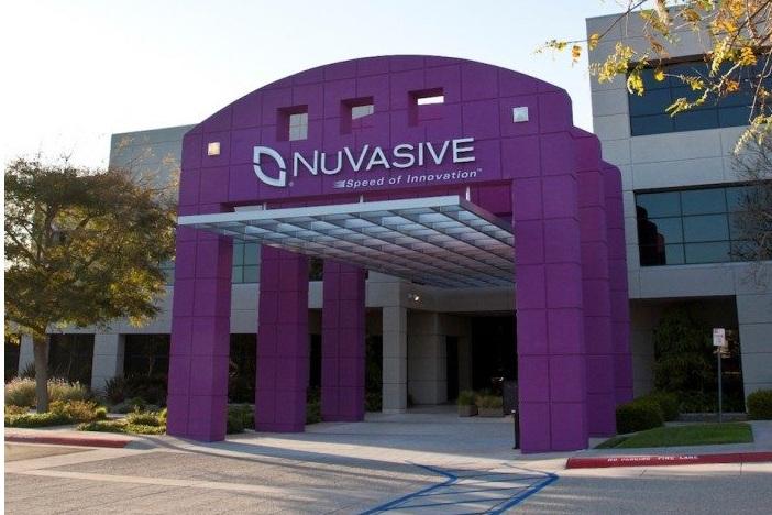 NuVasive Advances Lateral Single-Position Surgery