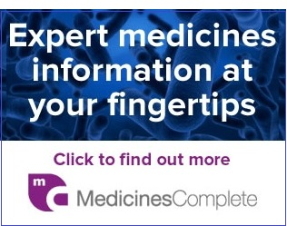 medicines information resource for all clinical practitioners