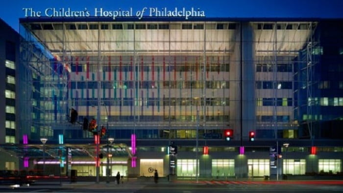 Children's Hospital of Philadelphia and the Hospital of the