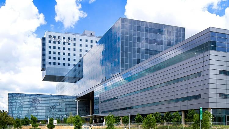 Parkland Health Hospital System Expands Agreement With Vizient