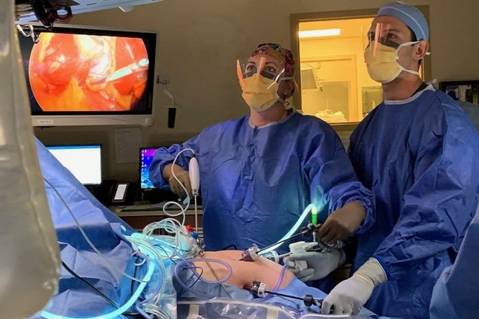 Win-Win: Safer Laparoscopic Surgery in LessTime