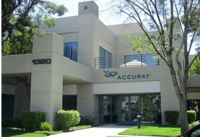 Birgit Fleurent spotlights on Accurays Radixact Treatment Delivery System