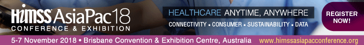 HIMSS AsiaPac 2018