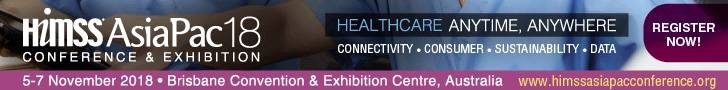 HIMSS AsiaPac18 Conference Exhibition