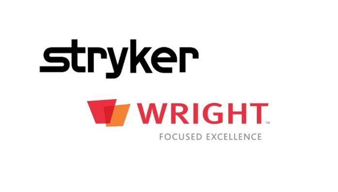 Stryker announces definitive agreement to acquire Wright Medical