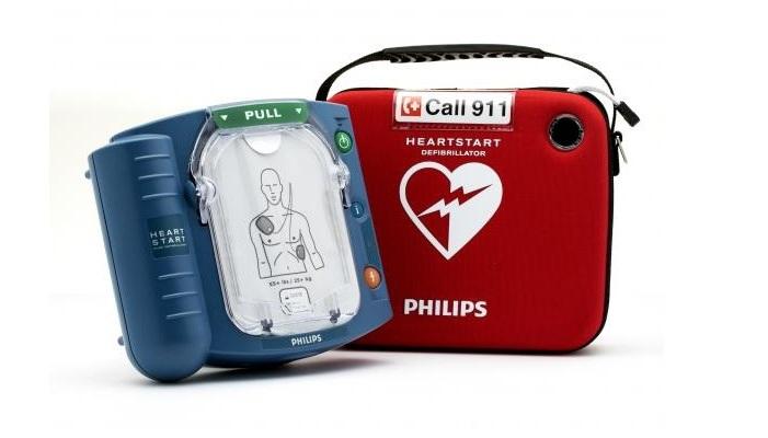 Heart Start Home defibrillators