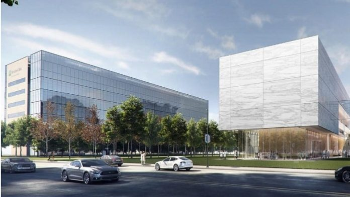 Cleveland Clinic build a Neurological Institute building