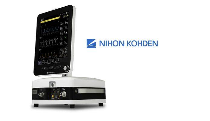 Nihon Kohden introduces new NKV-550 Series ventilator system