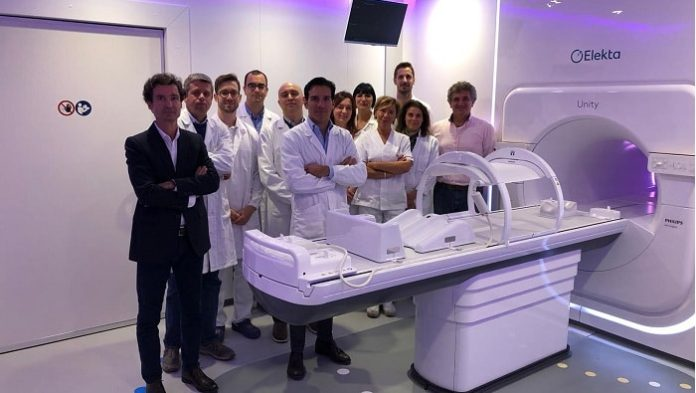 Sacro Cuore Don Calabria Cancer Care Center treats its first patient with Elekta Unity MR Linac
