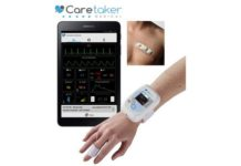 Caretaker Medical Adds ECG Patch to the Caretaker Wireless Continuous Blood Pressure & Patient Monitoring Platform