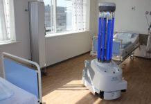 China Buys Danish Robots to Fight Coronavirus