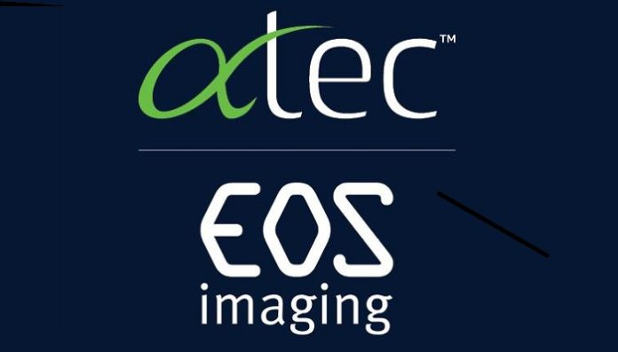 Alphatec Holdings Inc Announces Agreement to Acquire EOS imaging