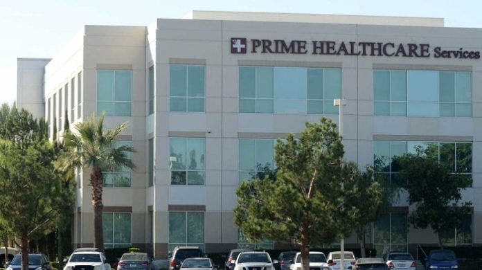 Prime Healthcare to Acquire Verity Health Systems St. Francis Medical Center