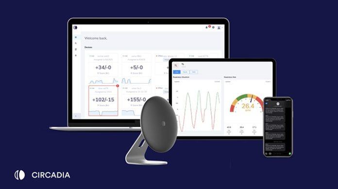 Circadia Health announces FDA clearance of AI-Powered Respiratory Monitor