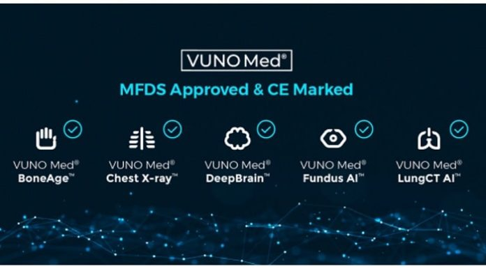 VUNO receives CE Mark approval for five AI-based medical solutions
