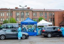 Ford, Wayne State University & ACCESS Expands Mobile COVID-19 Testing