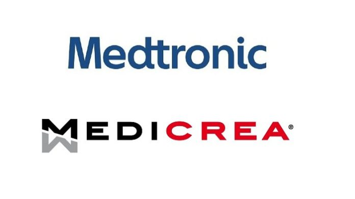 Medtronic to acquire the French implant tech company Medicrea