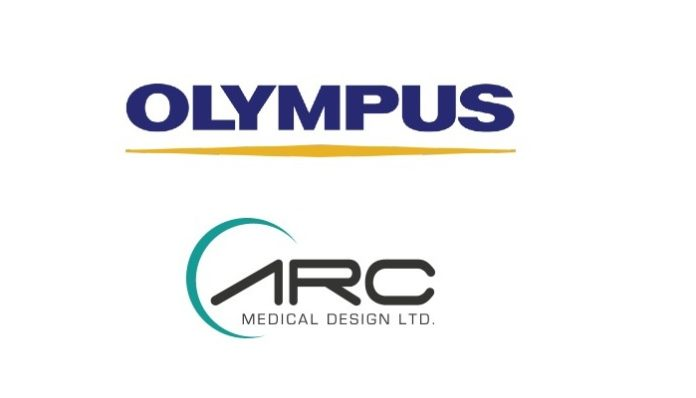 Olympus announces acquisition of Arc Medical Design Limited from Norgine B.V.