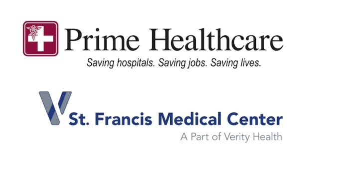 Prime Healthcare Successfully Completes Historic Acquisition of St. Francis Medical Center