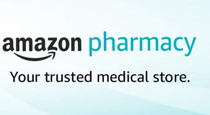 E-commerce Platform Amazon launches Amazon Pharmacy