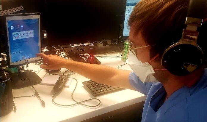 Tenet Health Central CoastAnnounces Safe, Virtual Visitsto Emergency Departments Via Tele-EROption