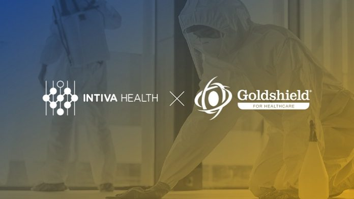 Intiva Health Partners With Goldshield Technologies to Distribute Groundbreaking Disinfectant in Fight Against COVID-19