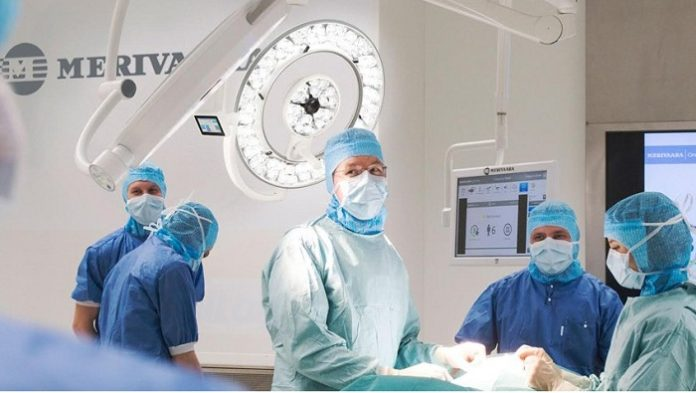 Integrated Operating Theatre AV Solutions offered by Bender UK