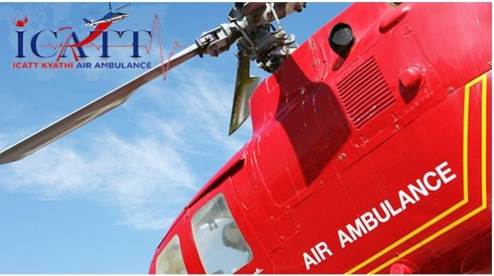 ICATT- Kyathi launches integrated air ambulance services for safe transport of COVID-19 patients