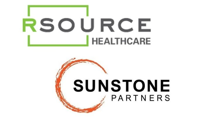 Sunstone Partners Announces Investment in RSource Healthcare
