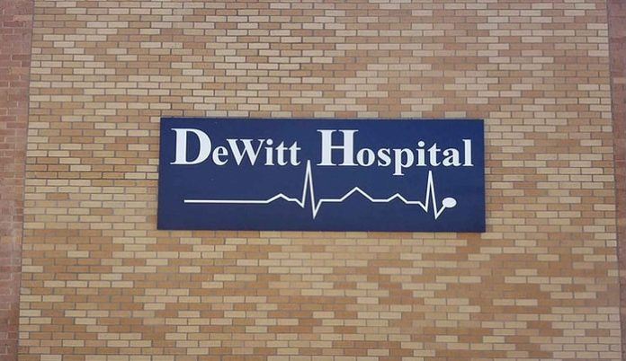 DeWitt Hospital remotely installs cloud-based EHR that helps with COVID-19 care