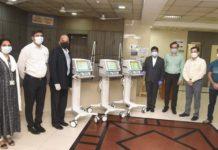 LANXESS India donates six ventilators to hospitals in Thane