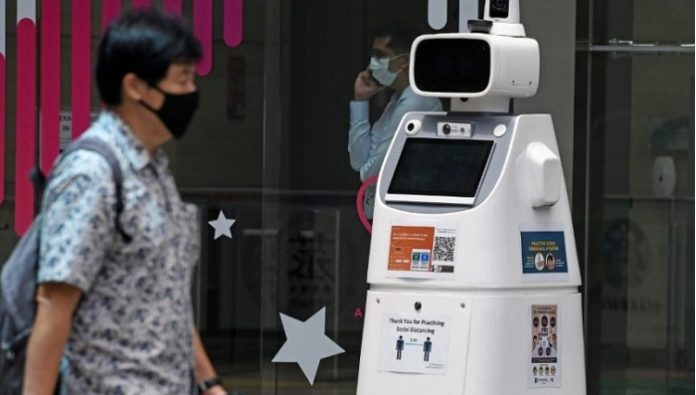 COVID-19: Singapore develops robot for swab tests