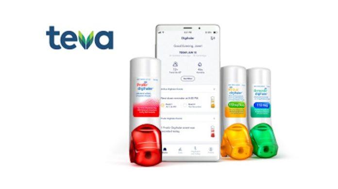 Teva's two new digital inhalers complete Digihaler product line