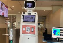 Robots on patrol, drones for inspections: NUHS makes use of technology in hospital management