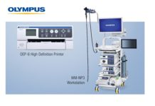 Olympus Introduces the OEP-6 High-Definition Printer and WM-NP3 Workstation