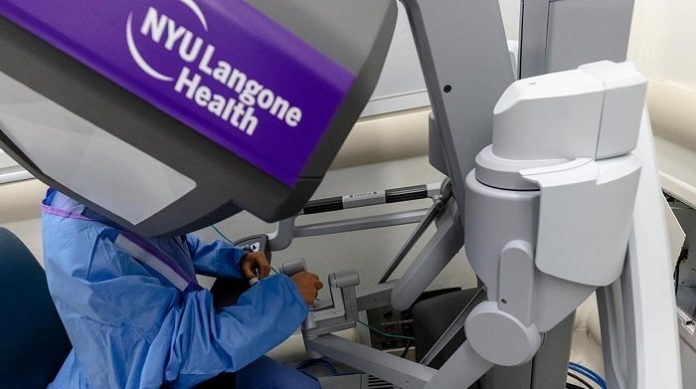 NYU Langone New Robotic Systems Have Potential to Improve Outcomes & Reduce Complications for Transgender Women