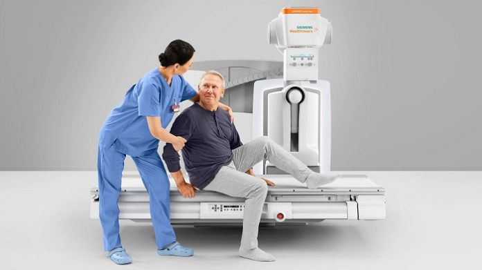 New fluoroscopy system from Siemens Healthineers combines industry-leading fluoroscopy and radiography