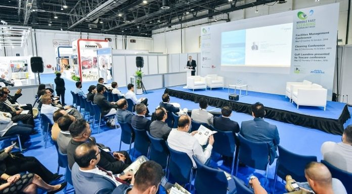 Middle East Cleaning Technology Week moves to September 2021