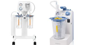 COVID 19 - Medela's portable medical surgical and airway suction devices offers safer alternative to piped vacuum systems