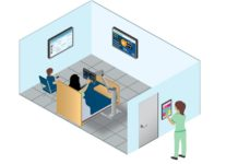 Florida Health System to Implement Fully Digital Patient Smart Rooms