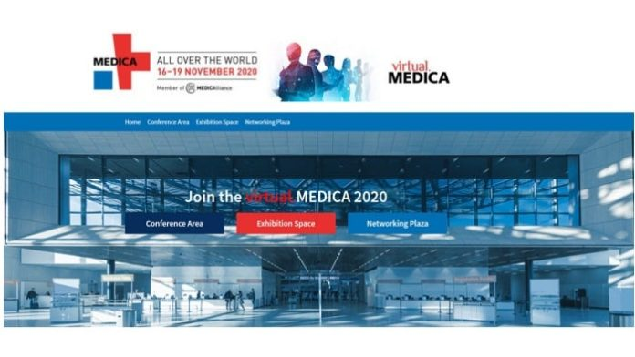 Premiere with strong numbers: More than 1,000 exhibitors have already registered for virtual.MEDICA + virtual.COMPAMED