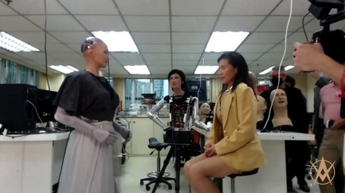 Awakening Health Launches Humanoid Robot Healthcare Assistant Named Grace