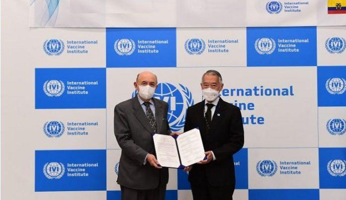 Korea inks MoU with Ecuador for global health R&D