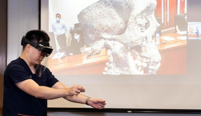 AI in healthcare: Helping assess risk of patients falling in wards, 3D holograms to assist doctors